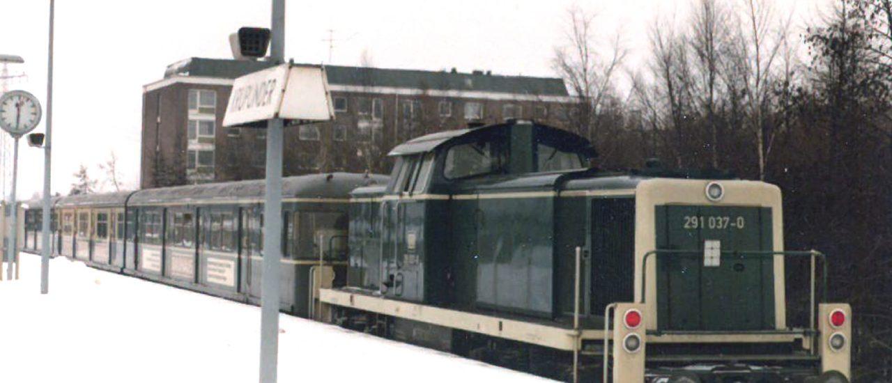 ERINNERUNGEN AN DIE FRÜHEN V-90-JAHRE IN HAMBURG